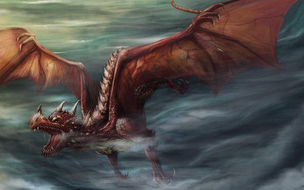 Les dragons  - Page 2 32797d1f