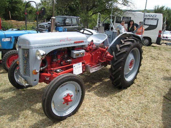 Tracteur ancien - Image tracteur ...