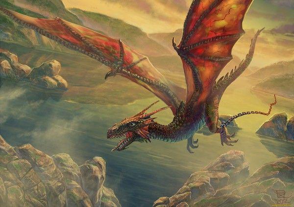 Les dragons  - Page 2 468074d0