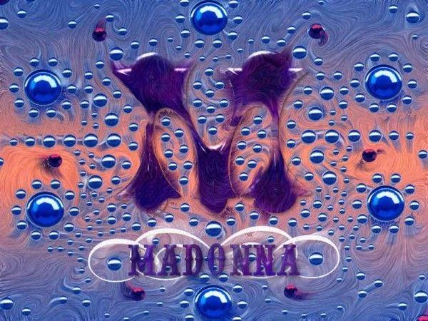 fond d'écran madona 4d8067d4