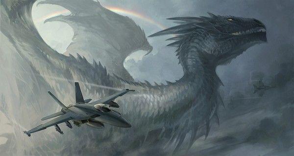 Les dragons  - Page 2 A14bb9da