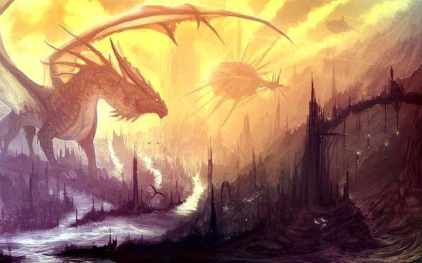 Les dragons  - Page 2 A40738d9
