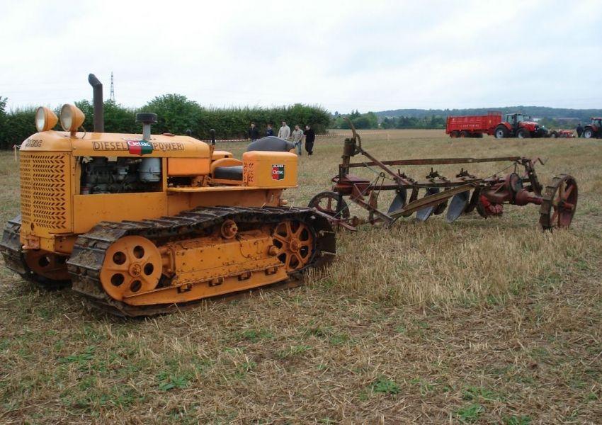 machine agricol